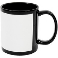 Unique Black Photo Mug