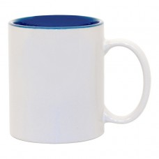 11oz 2 Tone Cambridge Blue Mug
