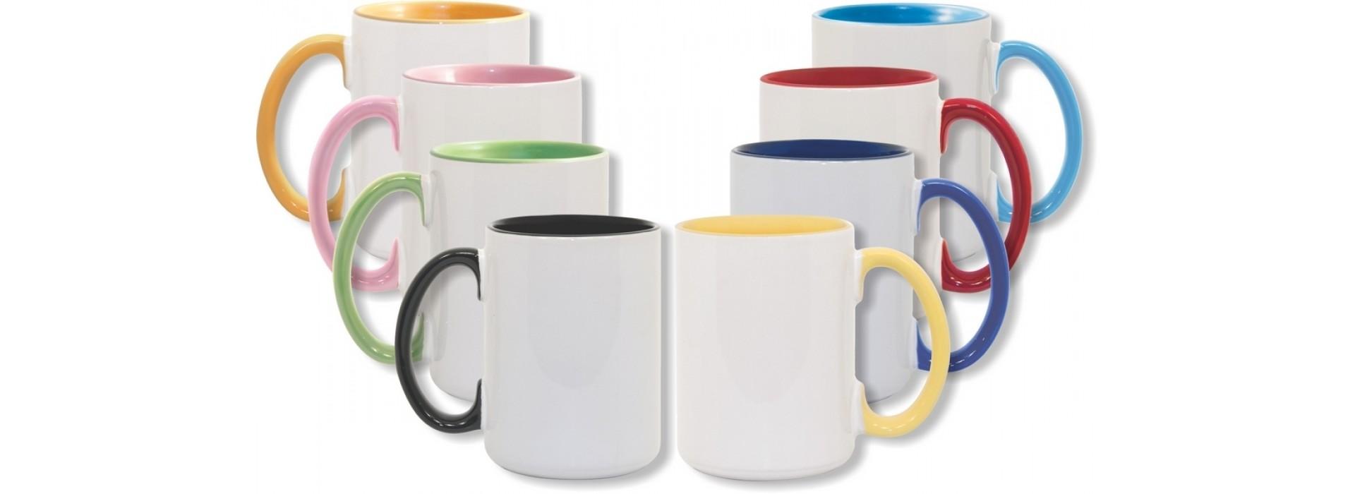 15 oz color mug group