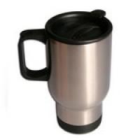 Stainless Steel 14 oz Travel Mug