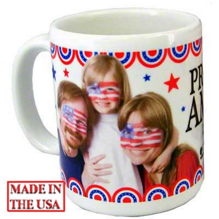 Usa Made Photo Mugs